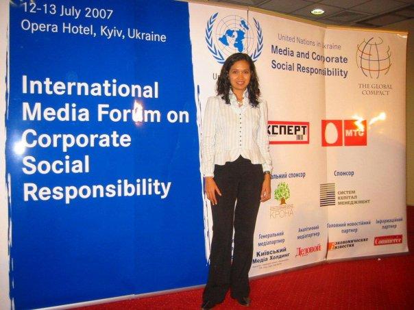 Lala in Kiev CSR UN